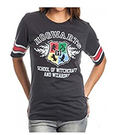 Harry Potter Hogwarts shirt makes one the best Harry Potter gifts!