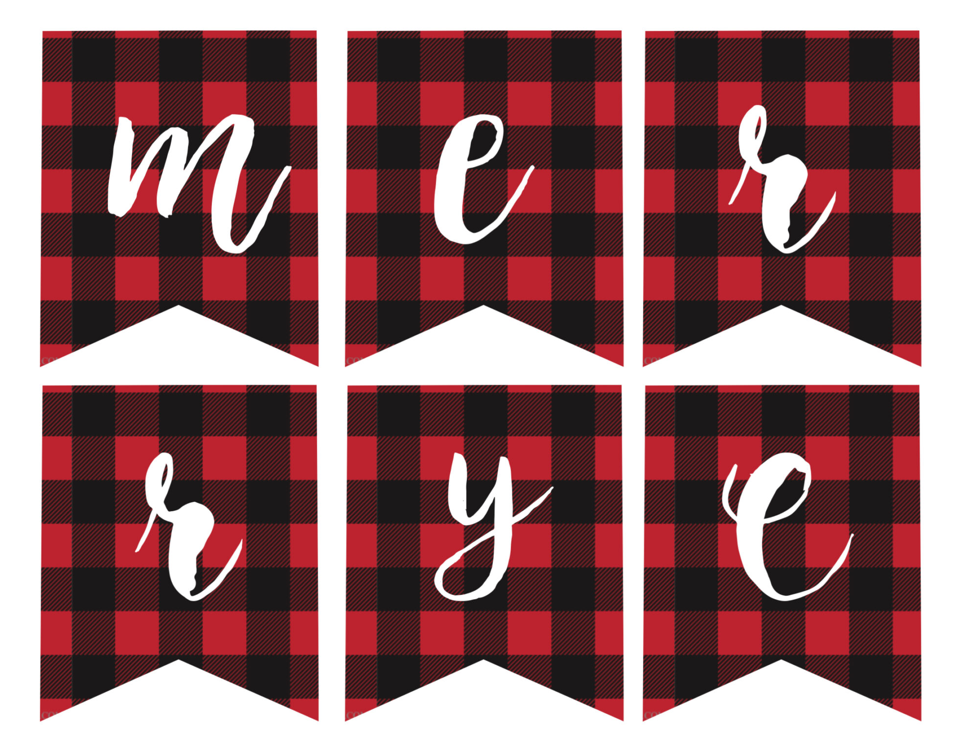 graphic about Free Printable Christmas Banner identified as Merry Xmas Banner Letters Printable