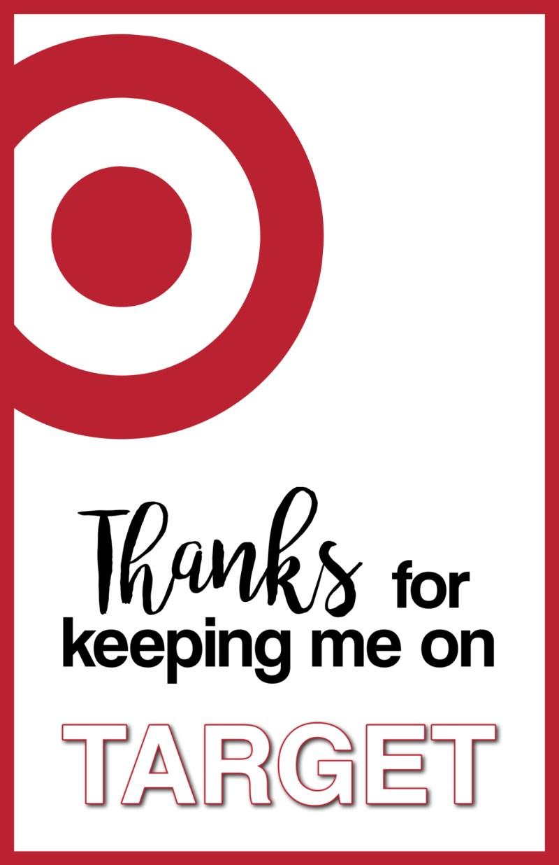 Printable Target Gift Registry Cards   Dealssite.co