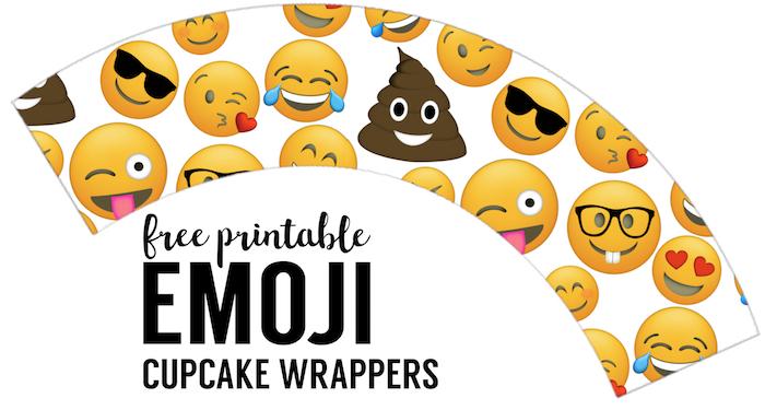 photograph regarding Free Printable Emoji B Day Invites identify Emoji Birthday Invites Free of charge Printable Template - Paper