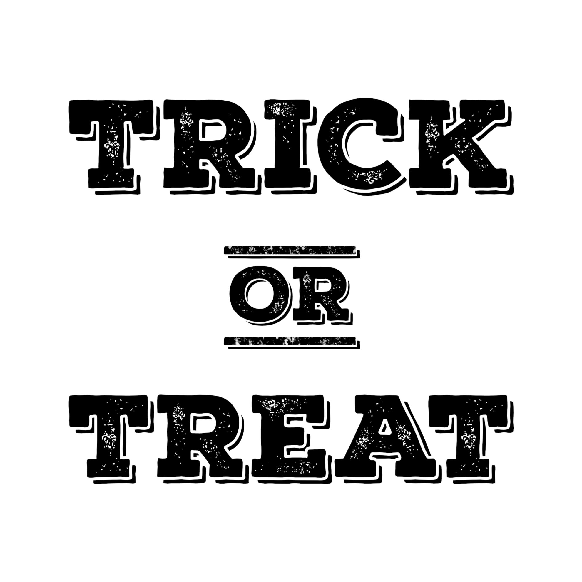 Free Halloween Treat Bag Printables