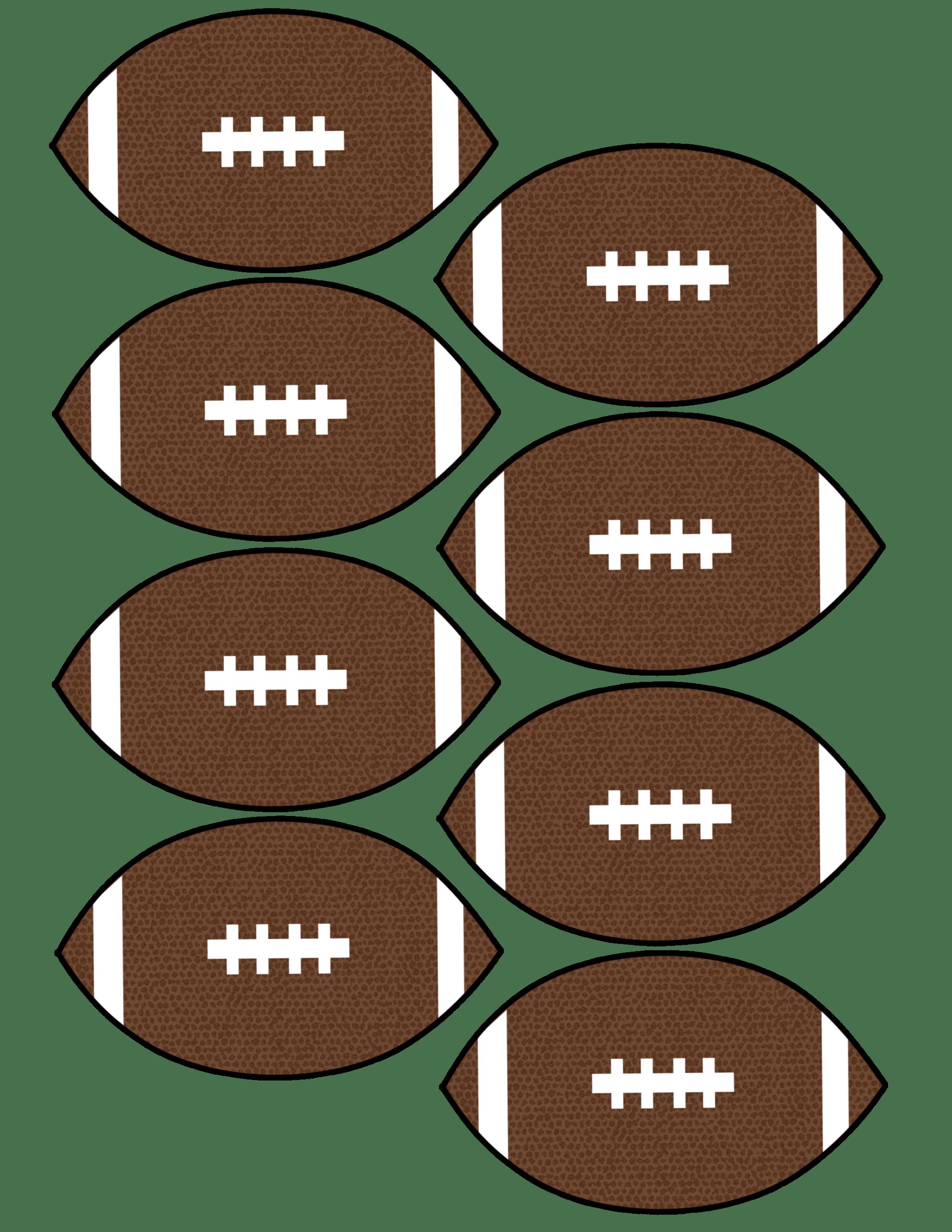 Cheap Super Bowl Decorations Football Banner