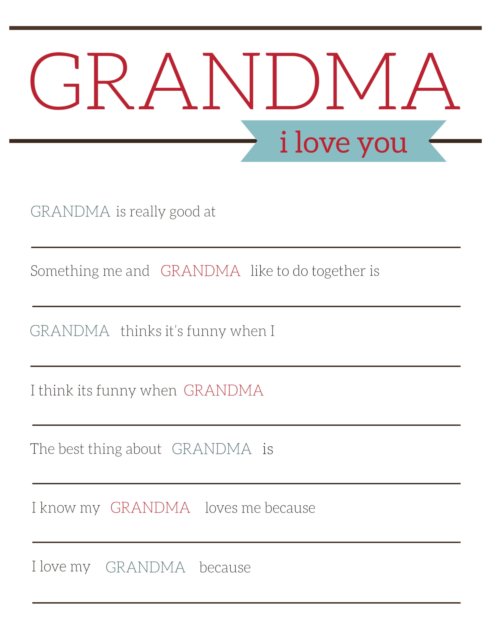 Grandma Ts For Mother S Day