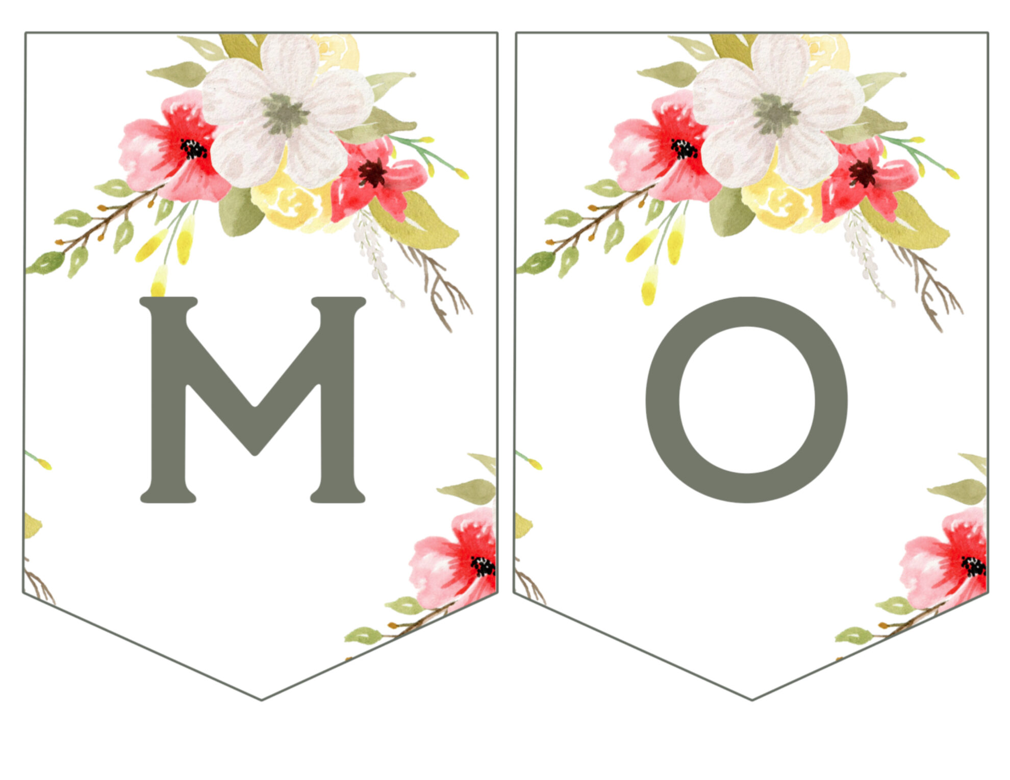 Mother S Day Banner Printable