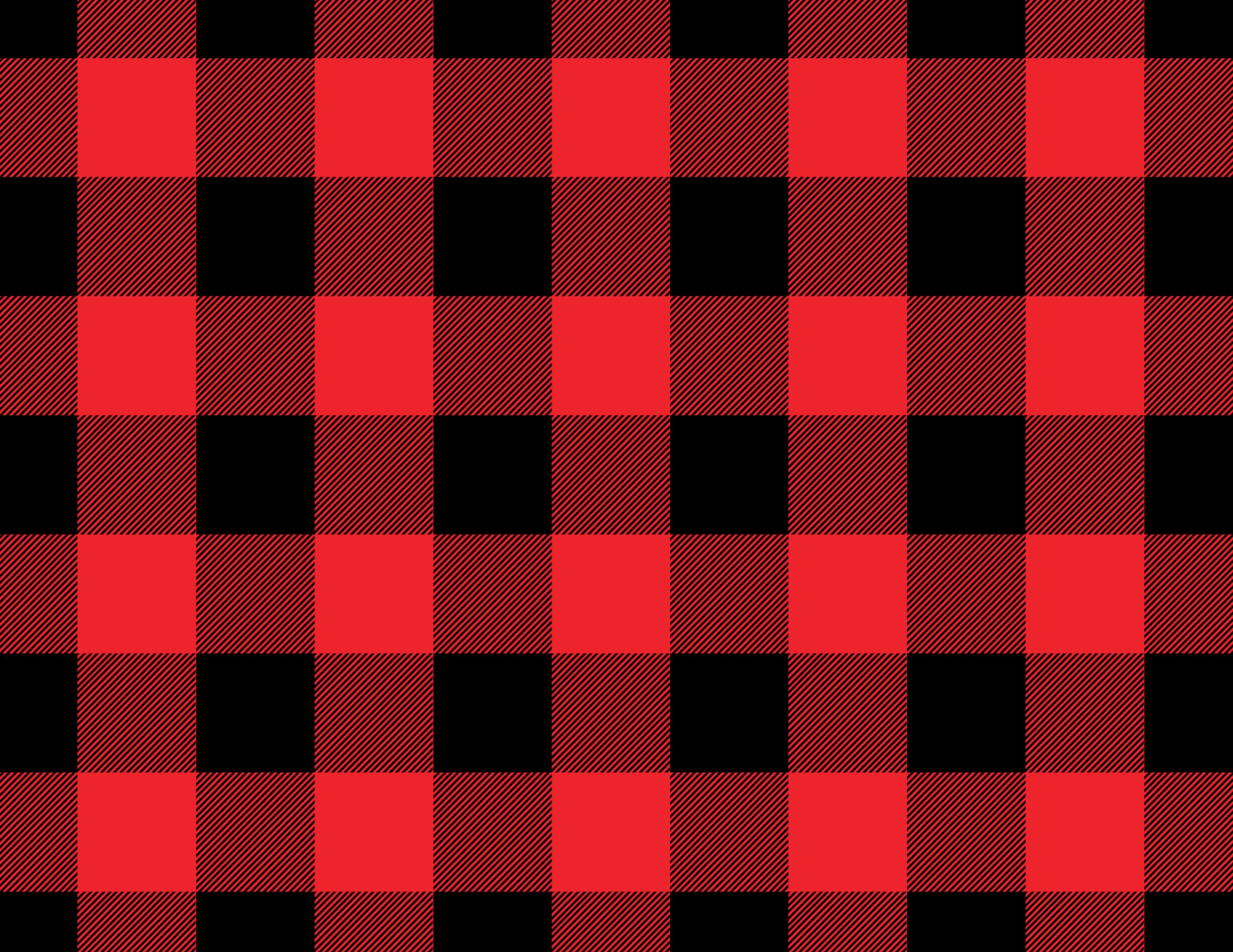 Rustic Buffalo Plaid Wrapping Paper Free Printable Paper