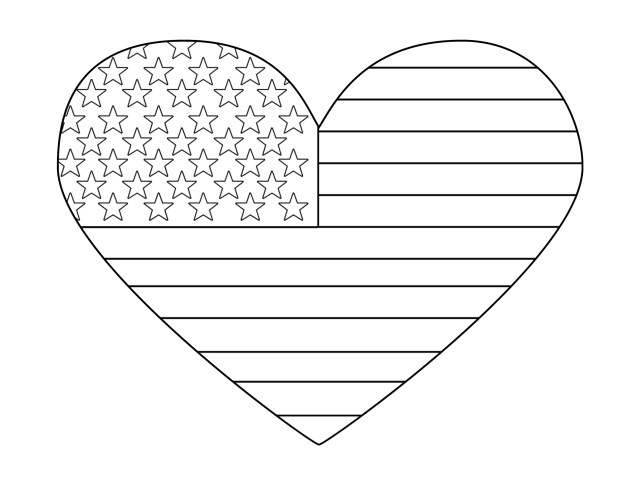 Free Printable 26th of July Coloring Pages - Paper Trail Design