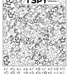 Unicorn Activities for Kids {FREE Printables [ 2562 x 1980 Pixel ]