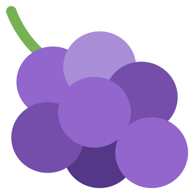 bunch-of-grapes