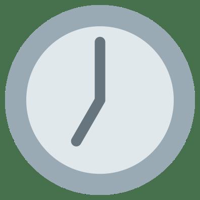 clock-seven-oclock