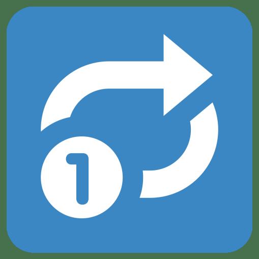 clockwise-arrows-one