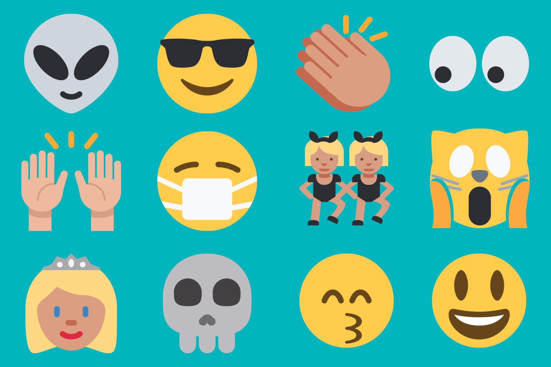 photo about Large Printable Emojis named Higher Emoji Icons Those people - PAPERZIP