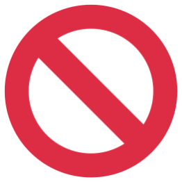 no-entry-sign