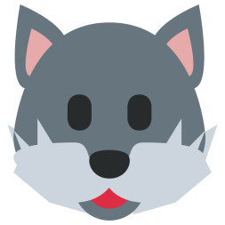 wolf-face