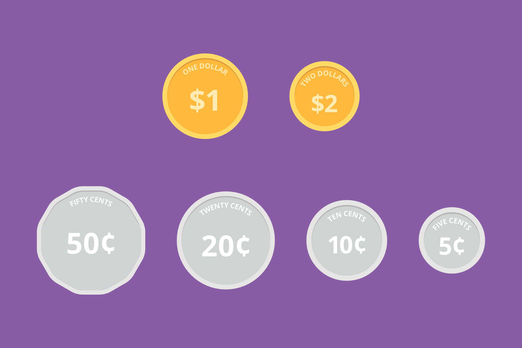 australian coins play money print