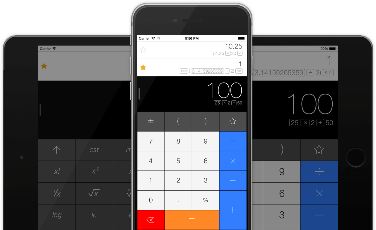 calculator app for ipad calcbot
