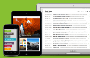 news aggregator app
