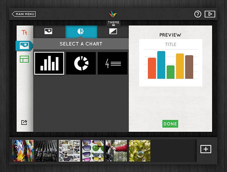 haiku deck presentation app for ipad