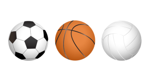 printable sports equipment