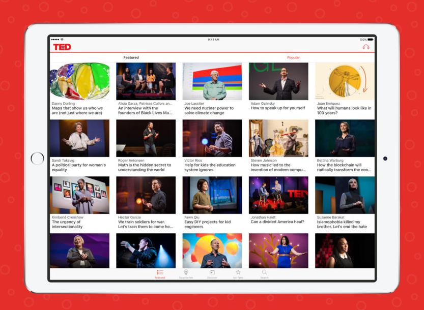 educational videos ted talks