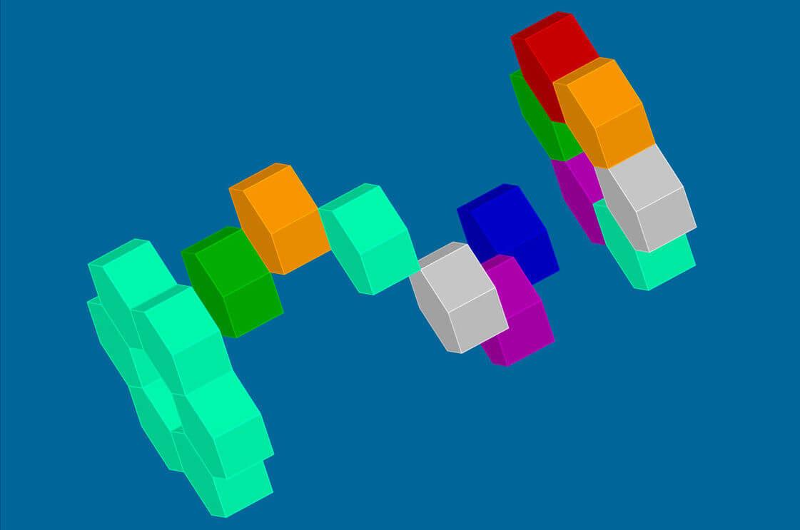 ipad building app shapes think 3d