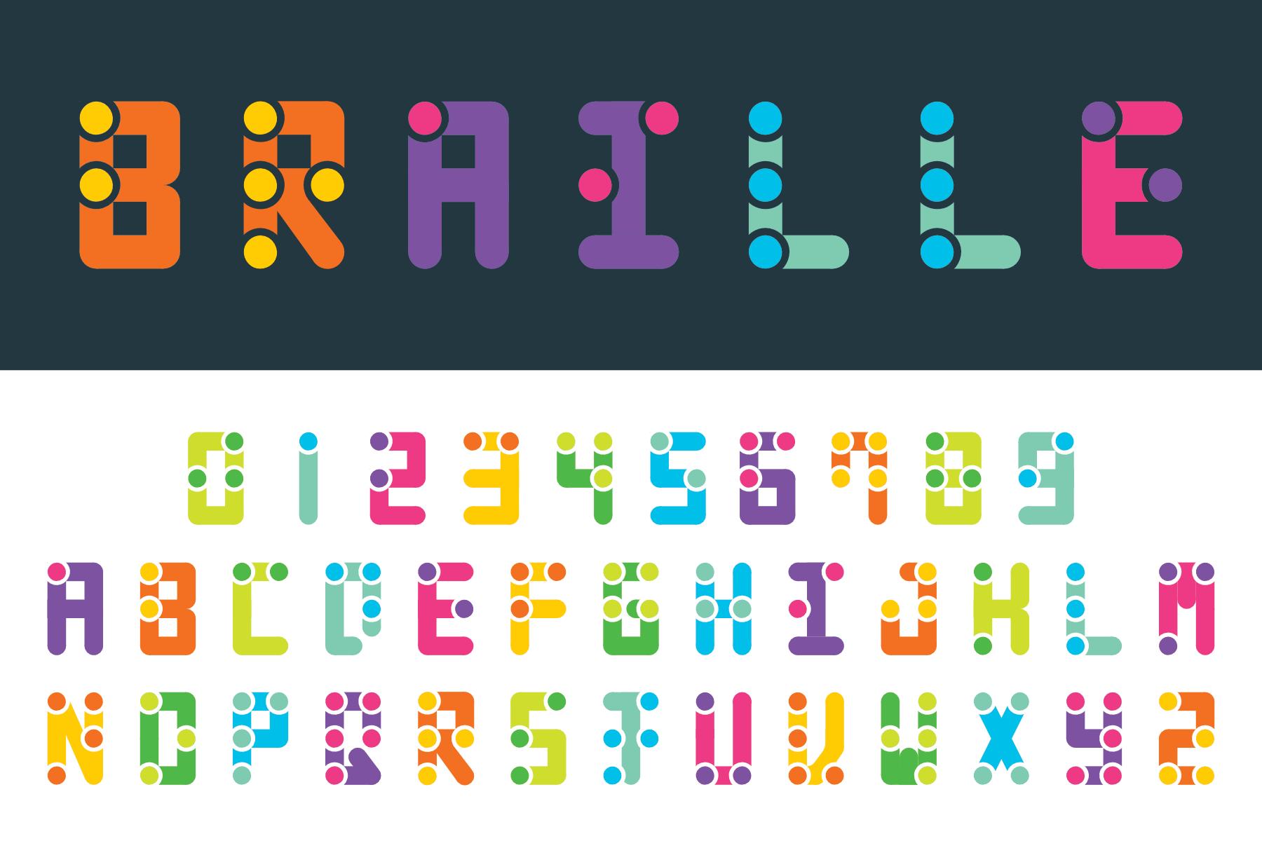 printable braille alphabet classroom free