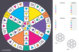 printable trivial pursuit board game free