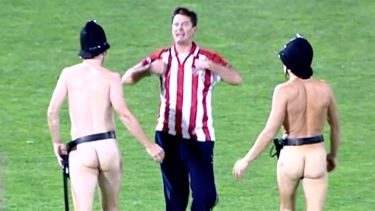 "ATHLETIC CLUB ""Streaker"""