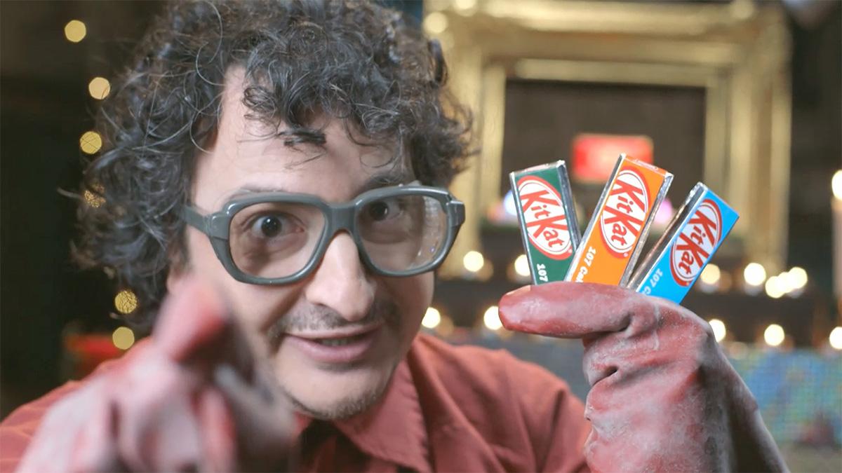 "KIT KAT ""Flavours Destrozakators"""