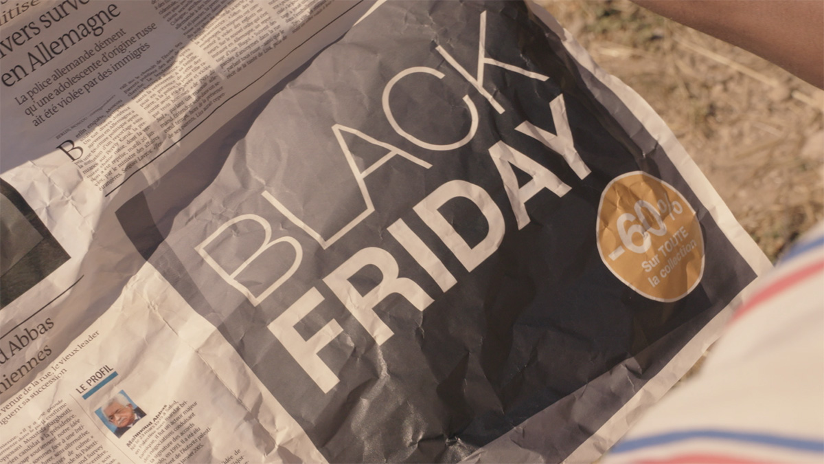 "BLACKALLDAYS ""Black Friday"""