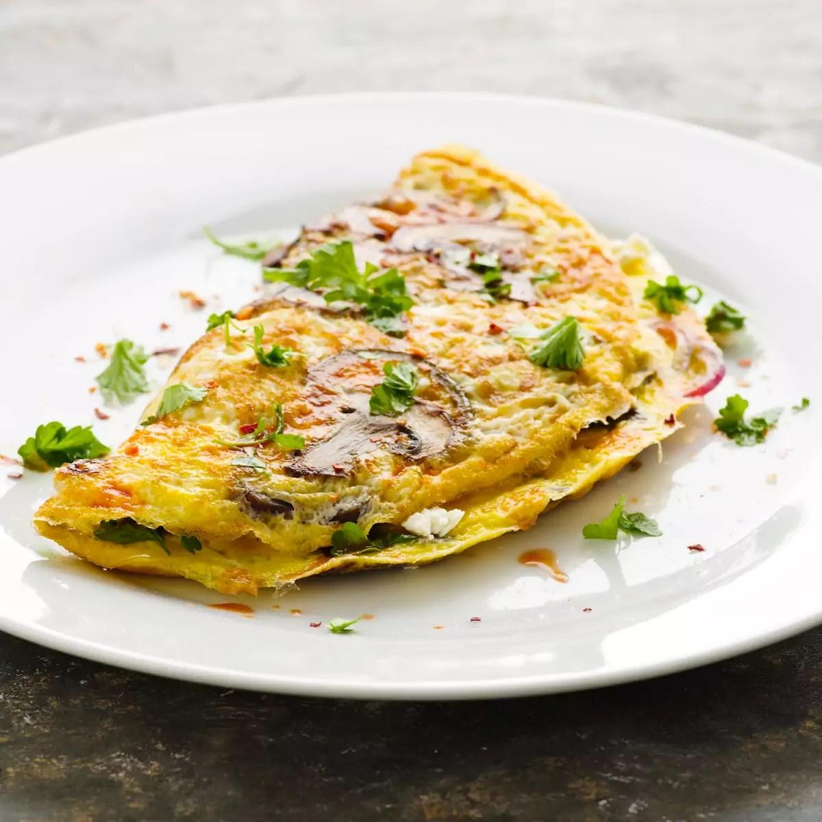 Comment faire une omelette