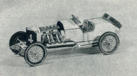 Mercedes 1914 - ABC