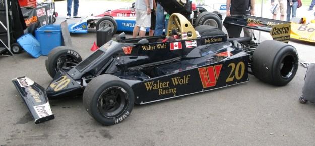 Wolf WR 5