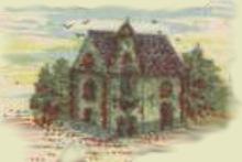 Vila s arkýřem
