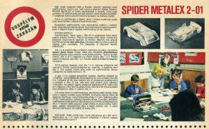 Spider Metalex