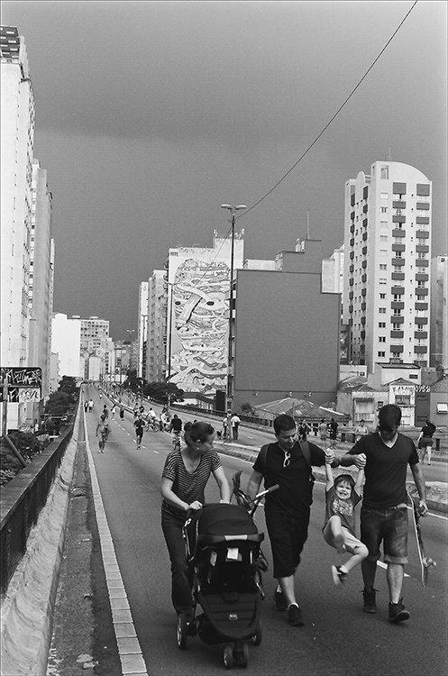 Elevado Costa e Silva (Minhocão) - São Paulo