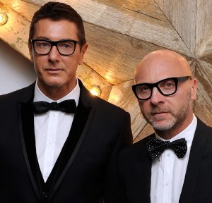 Net-a-Porter and Mr Porter Host A Party For Dolce & Gabbana