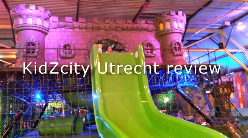 Kidzcity Utrecht review
