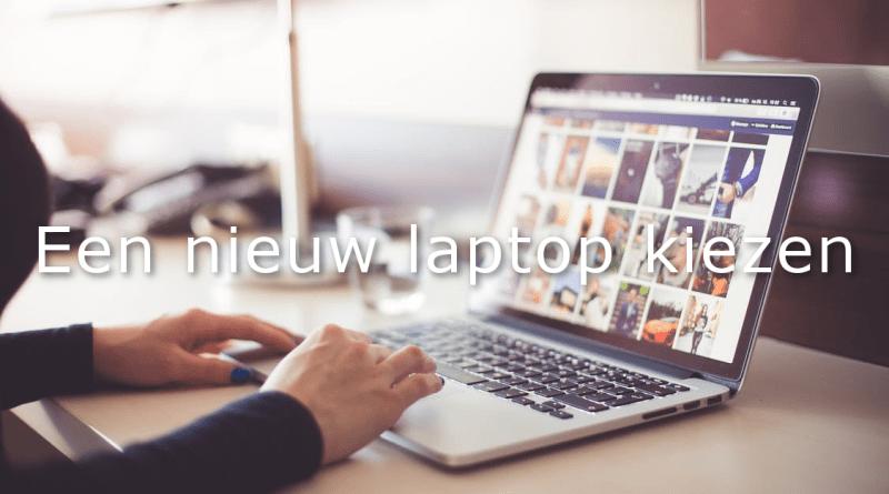 Laptop kiezen