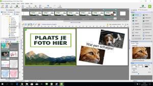 Fotofabriek desktop editor