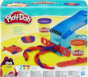 klei play-doh fun factory