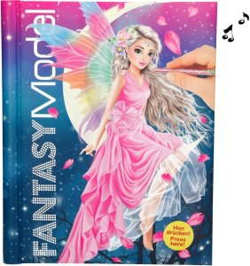 stickerboek fantasie
