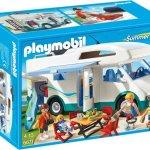 playmobil vakantie camper