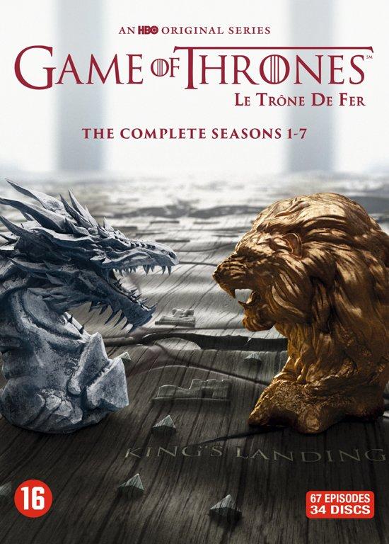 game of thrones seizoen 1 tm 7