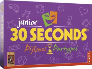 30 seconds junior bordspel cadeau