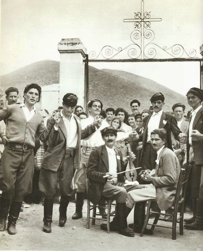 A festival in the village of Agios Giorgos