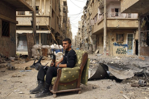 39 Photos that Will Help People Understand Why So Many Syrians are Fleeing their Country