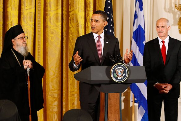 President Obama to Host Greek Independence Day Celebration at the White House; Greeks, Irish Only American Ethnic Groups to Hold Annual Event in Nation's House