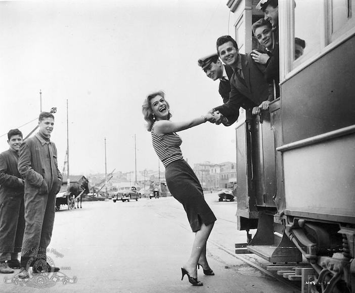 On This Day March 6 1994 Greeces Icon Melina Mercouri Passes Away
