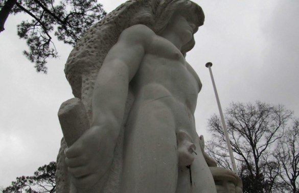 Ancient Greek Hero Heracles Has a Really Big, Penis Problem