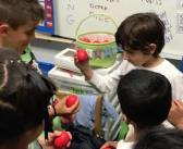 """(Photos) Chicago Elementary School Students Learn Greek Tradition of """"Tsougrisma"""""""